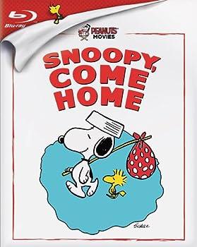Peanuts  Snoopy Come Home [Blu-ray]