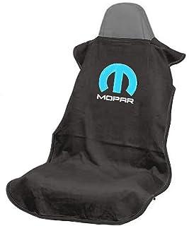 Seat Armour SA100MOPB Black 'Mopar' Seat Protector Towel