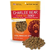 Charlee Bear Grain-Free Bear Crunch Chicken, Pumpkin & Apple Flavor - Net Wt 8 oz.