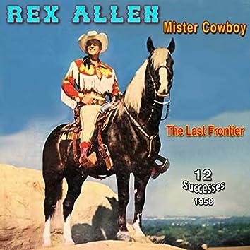 "Rex Allen - ""The Arizona Cowboy"" (Mister Cowboy (1959))"
