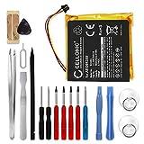 CELLONIC Batterie Premium Compatible avec Beats Studio 2.0 (560mAh) + Set de Micro...