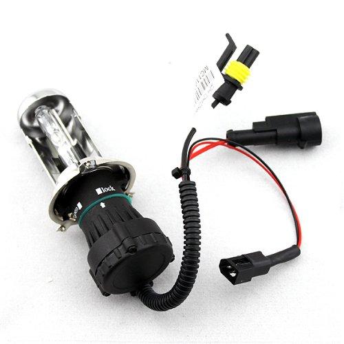 Generic 2x 35W 12V bi-xenon HID Bi Xenon H4lobeam Ersatz Leuchtmittel, 10000K 35.0 watts 12.0 volts