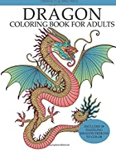 Best dragon coloring book adult Reviews