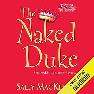 The Naked Duke audiobook cover art