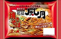 日清食品 鶴橋風月焼きそばソース 340gx6【冷蔵商品】