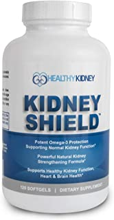Sponsored Ad - Best Kidney Supplement to Protect and Support Kidney Function, Creatinine, Kidney Cleanse and Support Kidne...