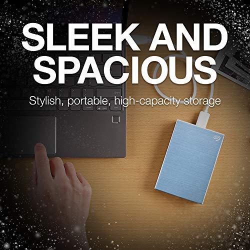 Seagate Backup Plus Portable disco duro externo 5000 GB Azul miniatura
