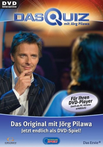 Das Quiz mit Jörg Pilawa - DVD-Spiel
