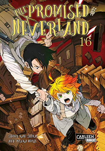 The Promised Neverland 16: Ein emotionales Mystery-Horror-Spektakel!