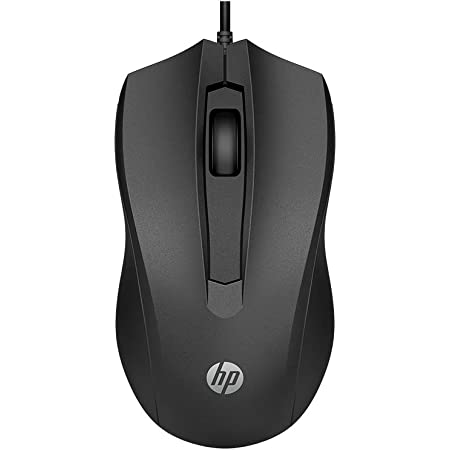 HP 100 Wired Mouse