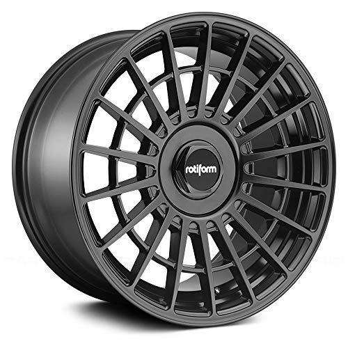 Rotiform LAS-R Matte Black Wheels