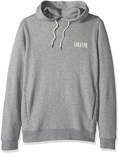 Volcom Men's Weave Pullover Fleece, Gry, S