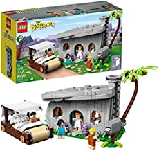 LEGO Ideas 21316 The Flintstones Building Kit (748 Pieces)