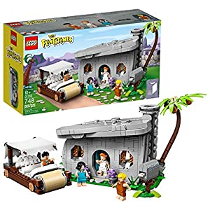 LEGO Ideas 21316 The Flintstones Building Kit (748 Pieces) - 51LFXTPeDXL - LEGO Ideas 21316 The Flintstones Building Kit (748 Pieces)