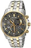 Citizen Men's BL8144-54H Eco-Drive Analog Quartz Two-Tone Stainless Steel Watch