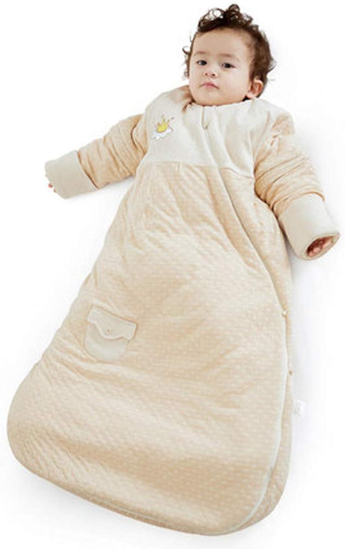 Schlafsack für Kinder AUGAUST AUGAUST AUGAUST Baumwolle Baby Schlafsack Baby Vier Jahreszeiten Anti-Kick-Schlafsack (Farbe   B, größe   105cm) B07KN38YFT  Schnelle Lieferung 1d75a9