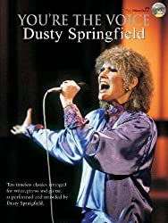 You\'re The Voice Dusty Springfield: (Piano/ Vocal/ Guitar) + CD