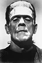 DROB Collectibles Vintage Frankenstein Horror Movie Poster 01 - Photography Art 17