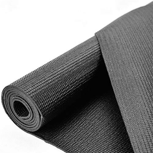 Cojín de equipo, cojín multifuncional para cinta de correr, tapete de yoga antideslizante de alta densidad, para varios equipos de fitness y esterilla de yoga (47.24 x 23.62 pulgadas de grosor)