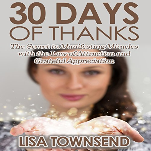 30 Days of Thanks audiobook cover art