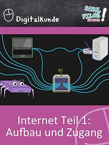 Internet - Teil 1: Aufbau und Zugang - Schulfilm Digitalkunde