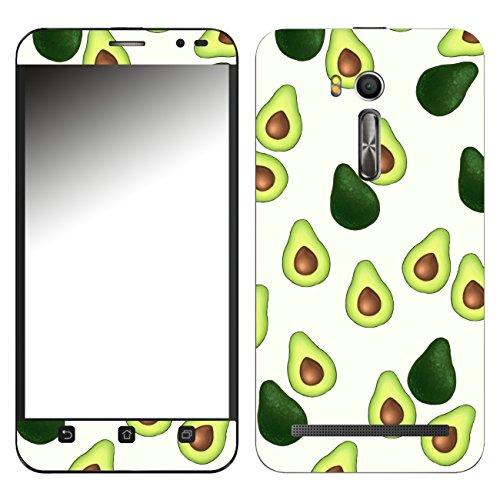 Disagu SF-107220_1121 Design Folie für Asus ZenFone Go TV (ZB551KL) - Motiv Avocados Muster