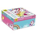Ludattica 81776 Puzzle Infantil Magic Unicorn, Multicolor, 48 pcs