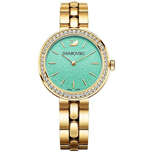 Swarovski Reloj analogico para Mujer de Cuarzo con Correa en Acero Inoxidable 5182212