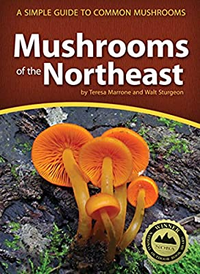 Mushrooms of the Northeast: A Simple Guide to Common Mushrooms (Mushroom Guides) by Adventure Publications