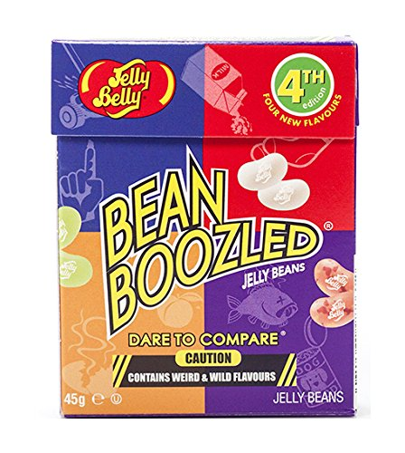 Jelly Belly Bean Boozled – 20 sabores (24 x 45 g)