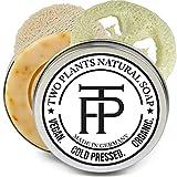 [SET] Golden Energy Naturseife   Pflegende Seife für Gesicht + Körper   100% natürliche, vegane,...
