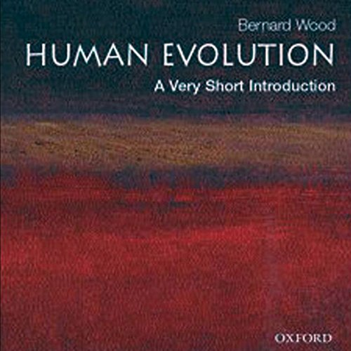 Human Evolution audiobook cover art