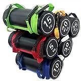 Fitness Sandbag Weightlifting Training Sandbag Kettlebells with Weight-bearing Bag (Only Skin, No Filler), Adjustable Weight Sandbag With Handles, Weightlifting Dumbbell for Home Training,Fitness,Yoga