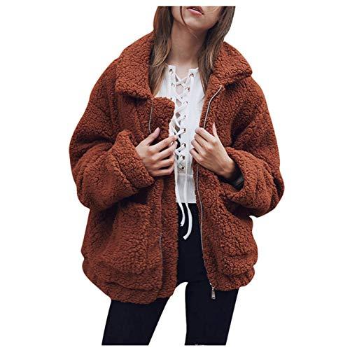 Mujer Sudadera con Capucha para Mujer Rebajas Talla Grande suéter para Mujer...