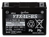 GS YUASA [ ジーエスユアサ ] シールド型 バイク用バッテリー [ 液入充電済 ] YTX4L-BS-GY-C