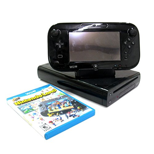 Console Nintendo Wii U noire [import anglais]
