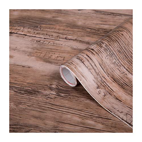 self-Adhesive Film Rustic Wood