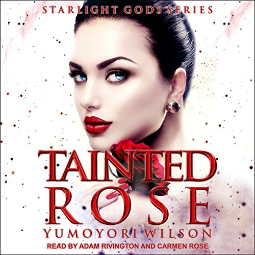 Tainted Rose audiobook cover art