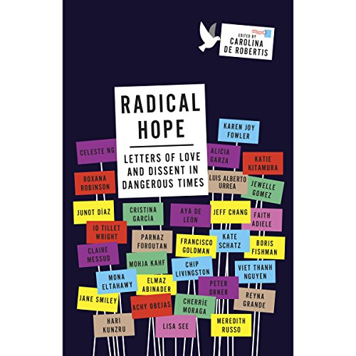 Radical Hope Audiobook By Carolina De Robertis - editor cover art