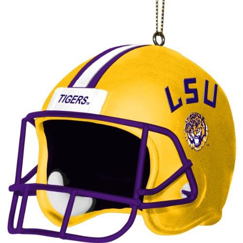 The Memory Company NCAA LSU Fightin Tigers 3 Inch Helmet Ornament