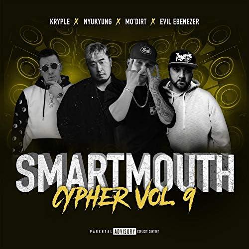 Mo'dirt feat. Kryple, Evil Ebenezer & Nyukyung