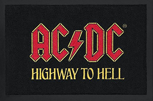 Paillasson AC/DC Highway To Hell
