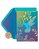 Papyrus Hummingbird Boxed Blank Note Cards, 12-Count birthday gift for women May, 2021