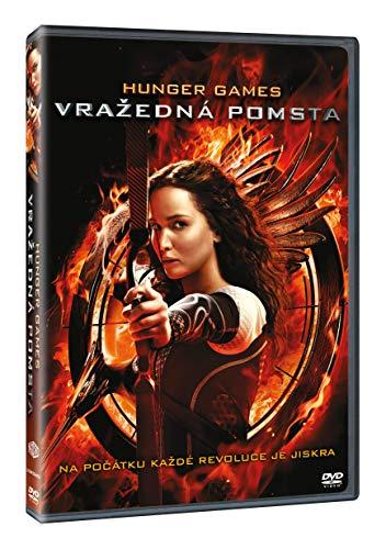 Hunger Games : Vrazedna Pomsta DVD / The Hunger Games: Catching Fire (Versione ceca)