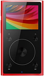 FiiO X1 High Resolution Lossless Music Player (2nd Generation) (Red)