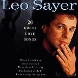 Songtexte von Leo Sayer - 20 Great Love Songs