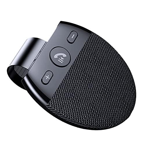 MERIGLARE Altavoz Bluetooth para Coche Receptor Inalámbrico Sonido Claro para