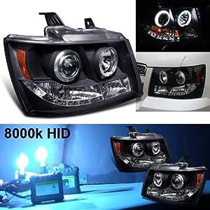 Xenon HID Fog Light Bulbs Ford F150 F-150 2010 2011 2012 2013 2014 2015 2016