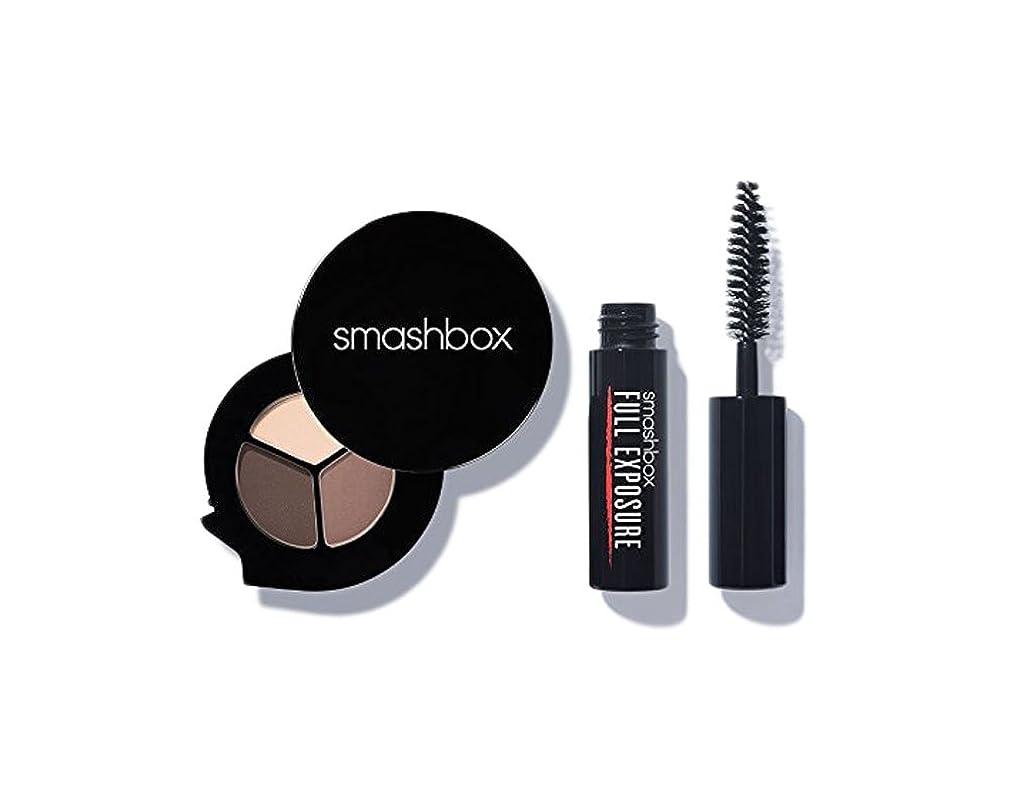 五苦難相手Smashbox Studio On The Go - Eye Shadow + Mascara