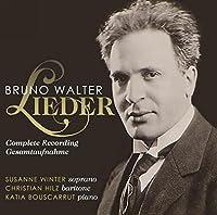 Walter: Integrale Lieder by Susanne Winter (2010-04-08)